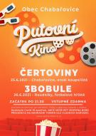 Letní kino Chabařovice koupaliště 1